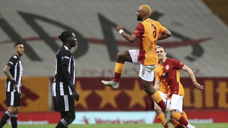 ÖZET   Galatasaray - Beşiktaş maç sonucu: 3-1