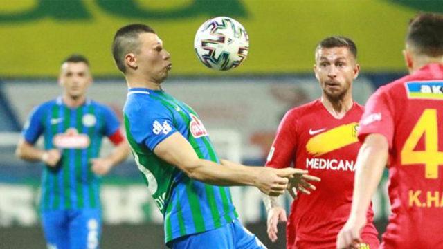 Yeni Malatyaspor'dan deplasmanda 4 gollü galibiyet
