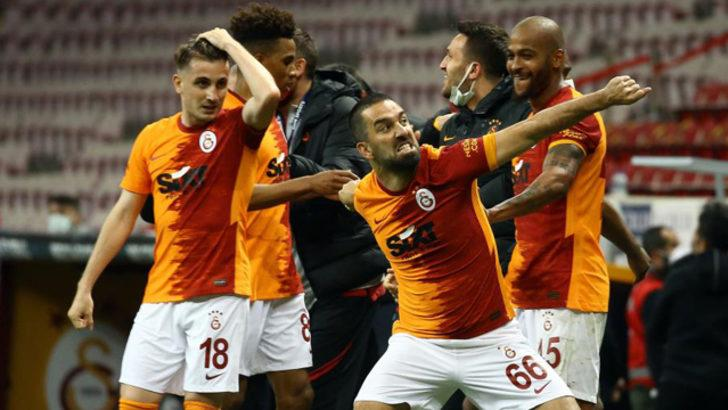 Arda Turan'ın bu sezonki 4. gol sevinci