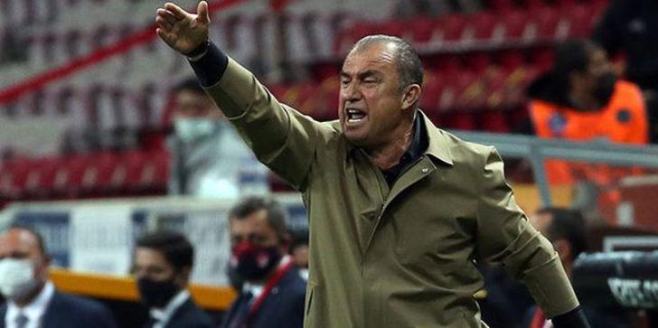 Fatih Terim, penaltı kararıyla çılgına döndü!