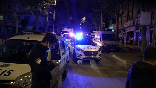İstanbul'da sokak ortasında silahlı saldırı