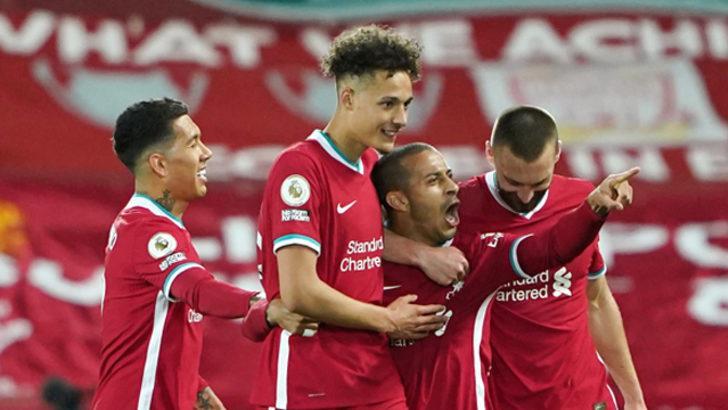 MAÇ SONUCU |Manchester United 2-4 Liverpool