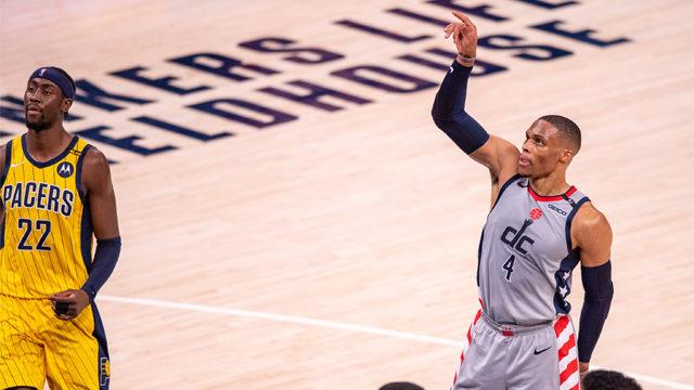 "NBA tarihinin ""triple double"" rekorunu egale etti"