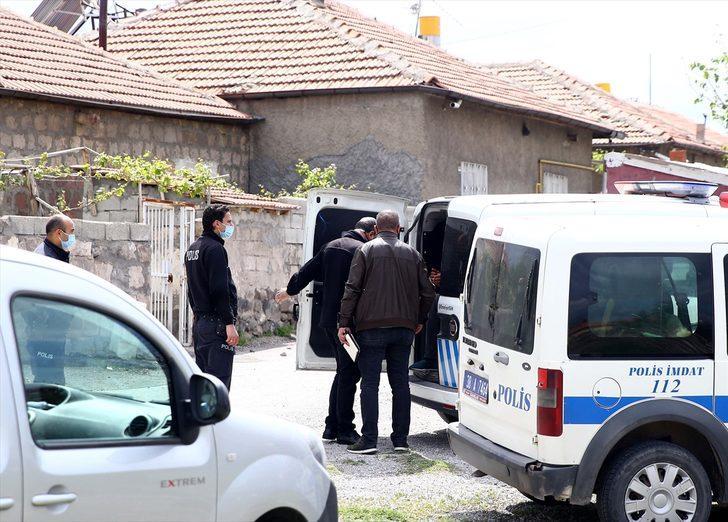 Kayseri'de eski karısının arkadaşını bıçakla yaralayan zanlı yakalandı