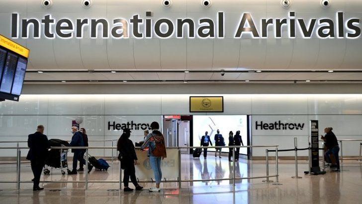 İngiltere-Türkiye arasında seyahat kuralları ve kırmızı liste koşulları neler?