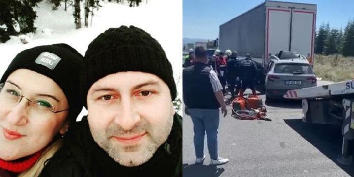 Ankara'da feci kaza! Aynı aileden 3 kişi hayatını kaybetti