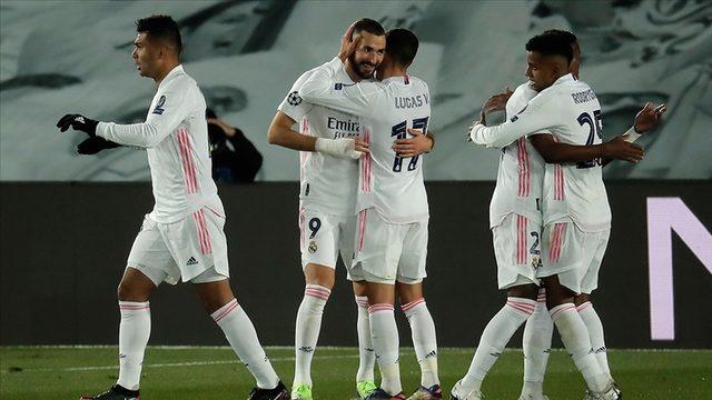 Real Madrid liderlik şansını tepti