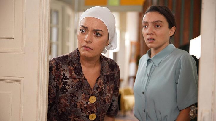 Masumlar Apartmanı'nın Gülben'i Merve Dizdar, annesiyle pozunu paylaştı!