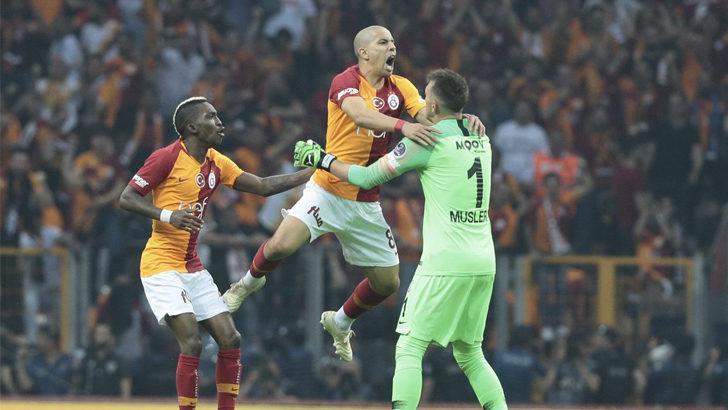 Galatasaray'da bir devir kapanıyor: Sofiane Feghouli...