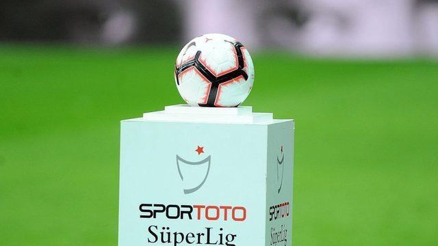 Süper Lig'de o maçın saati değişti