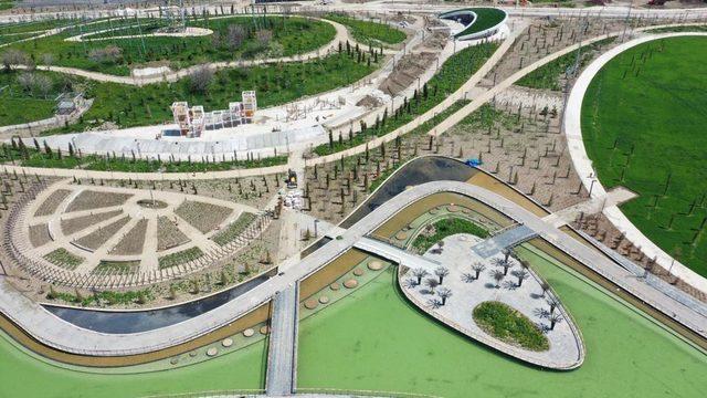 Ankaralılar Millet Bahçesi'ne kavuşuyor