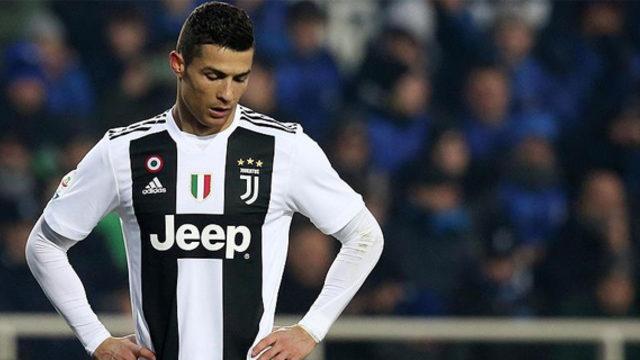 Juventus ligden ihraçla karşı karşıya