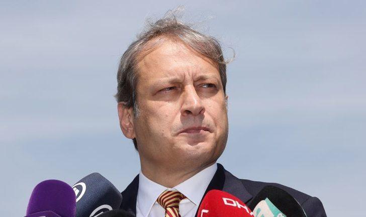 Galatasaray Kulübü başkan adayı Burak Elmas'tan yönetime ikinci ihtarname