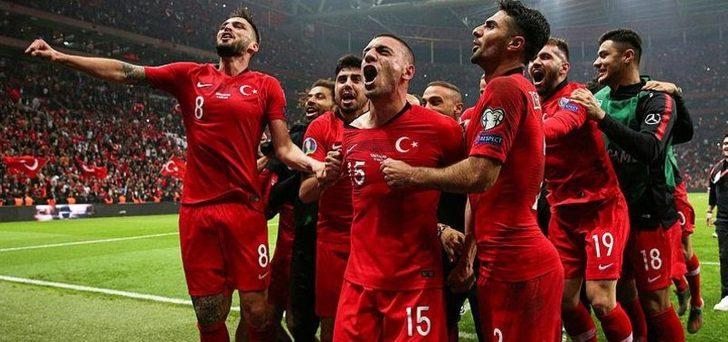 A Millî Takımının puan durumu! Türkiye grupta kaçıncı sırada?