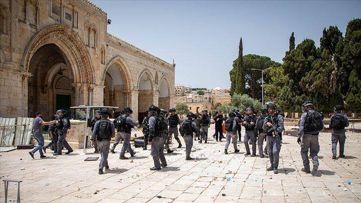 İsrail neden Mescid'i Aksa'ya saldırıyor? İşte Mescid'i Aksa'nın önemi...