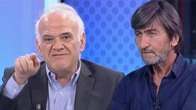 Ahmet Çakar, Rıdvan Dilmen'e ağzına geleni söyledi!