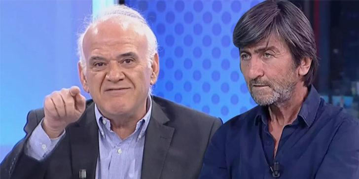 Ahmet Çakar, Rıdvan Dilmen'e resmen savaş açtı
