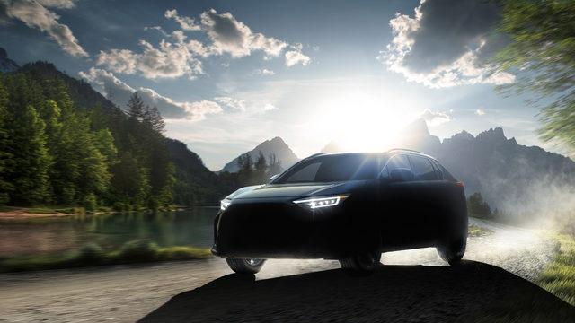 Subaru'dan Yeni Elektrikli SUV: Solterra