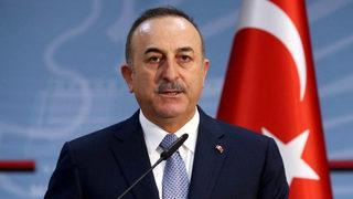 Çavuşoğlu'dan kritik Filistin açıklaması