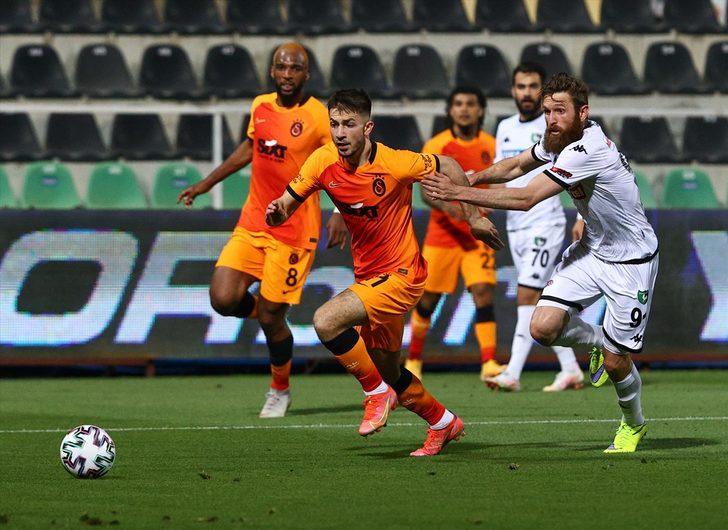 ÖZET | Denizlispor 1-4 Galatasaray