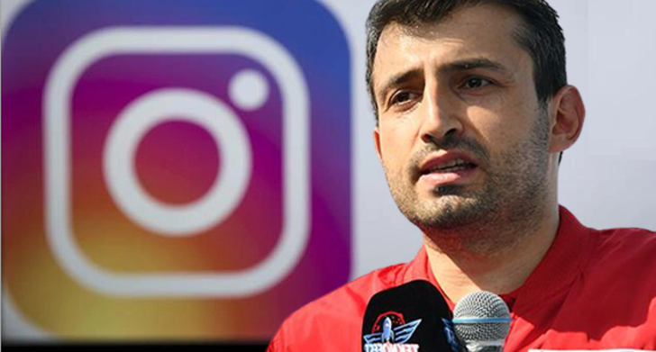 Paylaşımı kaldırılan Selçuk Bayraktar'dan Instagram'a sert tepki: İkiyüzlülüğünüz batsın!