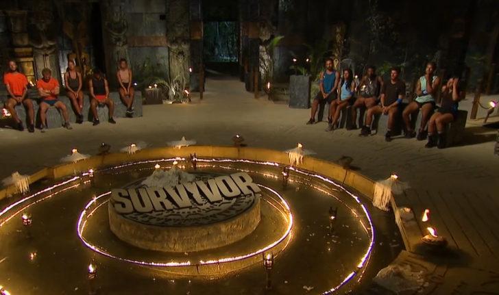 Survivor'da kim elendi? Survivor 2021 sms oylaması birincileri kimler oldu?  İşte 11 Mayıs Survivor'dan elenen yarışmacı