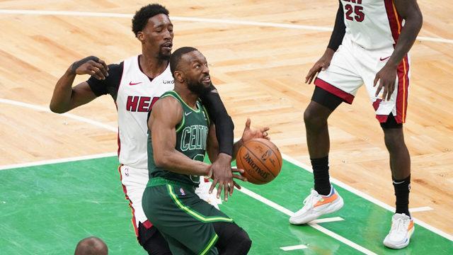 Miami Heat play-off biletini kaptı