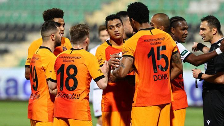 Yeni Malatyaspor maçı öncesi Galatasaray'dan kamp kararı