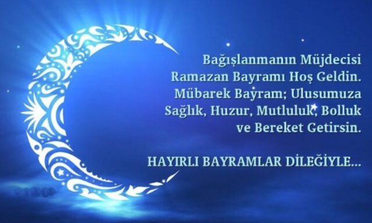En güzel bayram mesajları Ramazan bayramının vazgeçilmezi oldu