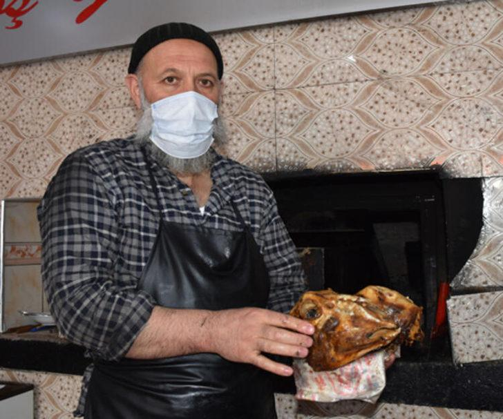 Tanesi 35 lira! 18 saat pişiriyorlar, Sivas'ta girmediği ev yok
