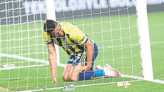 Fenerbahçe'ye kötü haber geldi