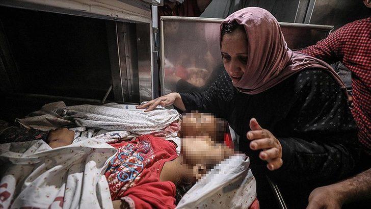 İsrail'in Gazze'ye saldırıları sürüyor: Can kaybı 56'ya yükseldi