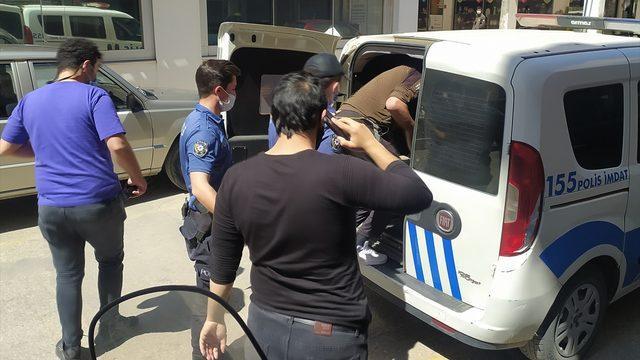 Otelinden hırsızlık yapan kişiyi 1,5 ay sonra kendisi yakaladı