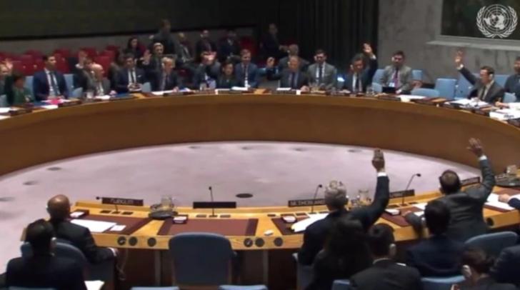 BM Güvenlik Konseyi'nde Kudüs tartışması
