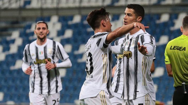 ÖZET   Sassuolo -  Juventus maç sonucu: 1-3