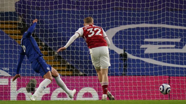 ÖZET | Chelsea - Arsenal maç sonucu: 0-1