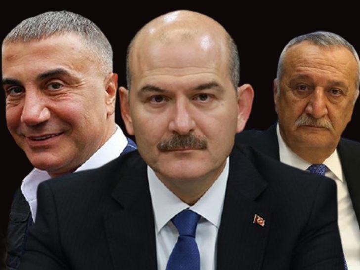 Bakan Soylu'dan Sedat Peker ve Mehmet Ağar'ın iddialarına yanıt! Ağar: Özür diliyorum