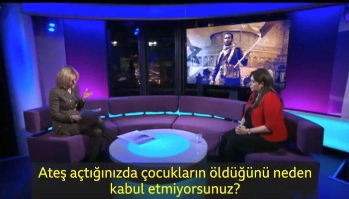 İsrailli elçiden BBC sunucusuna pişkin cevap!