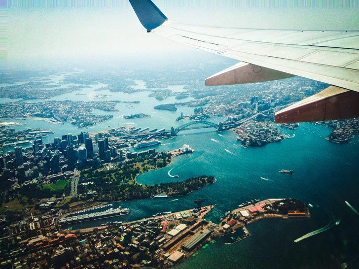 Seyahat yasaklı Avustralya'da uçaklı Pasifik turu! Biletler 2.5 dakikada tükendi