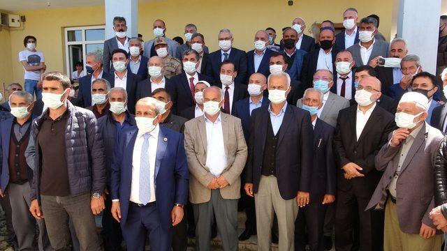 Muş'ta 1,5 yıllık kan davası barışla noktalandı