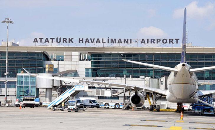 Antalya-İstanbul seferini yapan iş jeti Atatürk Havalimanı'na acil iniş yaptı