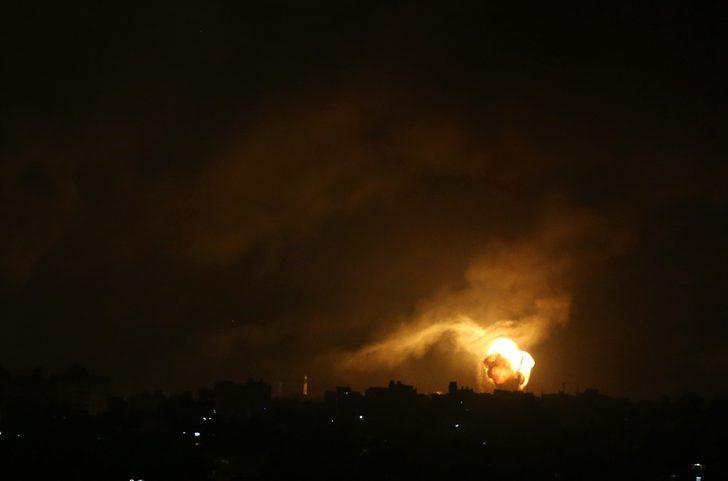 İsrail'in Gazze'ye 'kara operasyonu iddiasına' peş peşe sert tepkiler