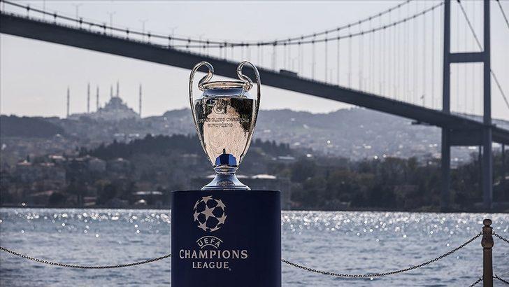 2023 UEFA Şampiyonlar Ligi finali İstanbul'da oynanacak