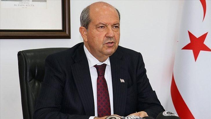 KKTC Cumhurbaşkanı Tatar: Türk askeri Kıbrıs'tan çekilmeyecek ve KKTC Gazze olmayacaktır
