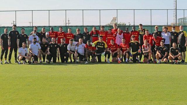 Göztepe'de Beşiktaş maçı öncesi 4 eksik