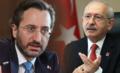 Kılıçdaroğlu'nun erken seçim çağrısına Altun'dan tepki