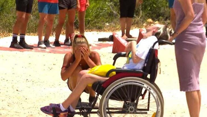 Survivor yeni bölümde herkes ağladı! Aleyna Kalaycıoğlu kardeşini görünce...