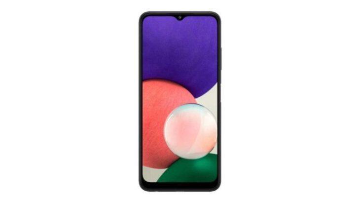 Galaxy A22s 5G Google Play'de listelendi