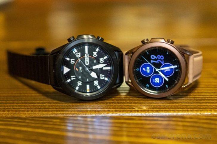 Galaxy Watch 4 ve Watch Active sızdırıldı