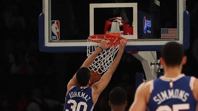 Philadelphia 76ers liderliği garantiledi